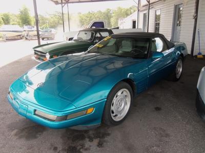 1992 Chevrolet Corvette  for sale VIN: 1G1YY33P9N5100509