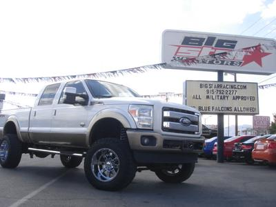 Ford F-250 2011 for Sale in El Paso, TX