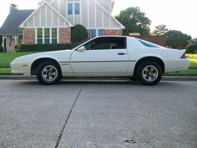 1984 Chevrolet Camaro Sport for sale VIN: 1G1AP8712EL114626