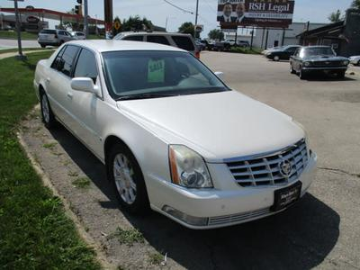 2008 Cadillac DTS  for sale VIN: 1G6KD57Y78U136493