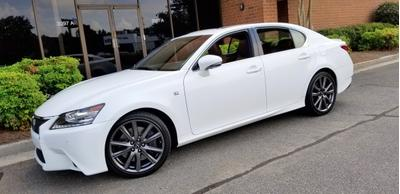 2015 Lexus GS 350 Crafted Line for sale VIN: JTHBE1BL4FA001483