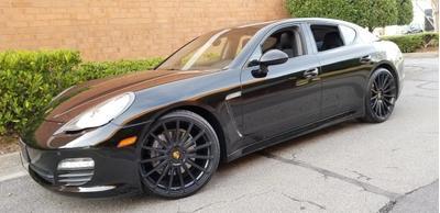 2012 Porsche Panamera 2 for sale VIN: WP0AA2A77CL071031