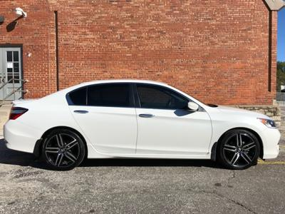 2016 Honda Accord Sport for sale VIN: 1HGCR2F69GA085906