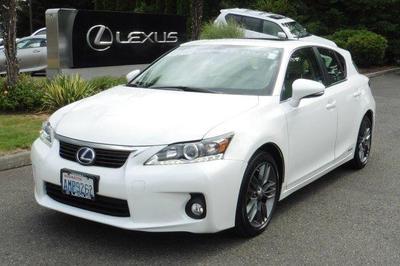 2013 Lexus CT 200h Premium for sale VIN: JTHKD5BH6D2139832