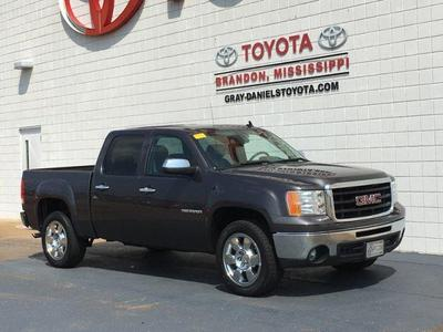 2011 GMC Sierra 1500 SLE for sale VIN: 3GTP1VE02BG287986