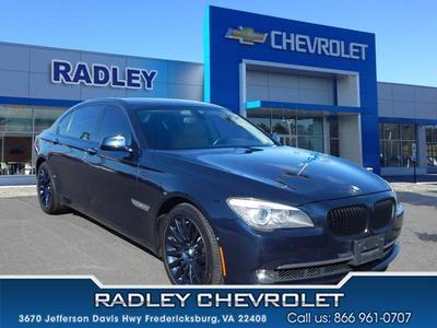 BMW Series For Sale In Fredericksburg Virginia - 2010 750 bmw