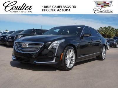 new and used cadillac ct6 for sale in phoenix az the car connection. Black Bedroom Furniture Sets. Home Design Ideas