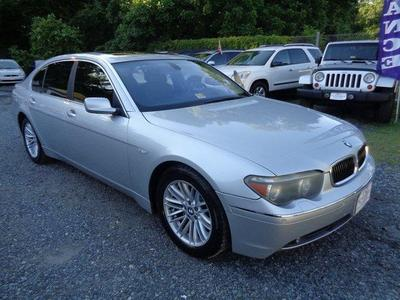 Used BMW In Fairfax VA Autocom - 745 bmw li