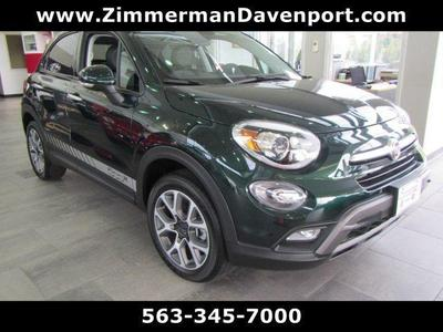 New and Used Fiat 500X 2016 in Davenport, IA | Auto.com