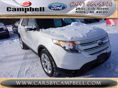 used cars for sale at campbell ford lincoln saleen in niles, mi with