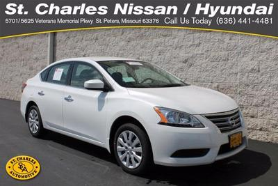 New and Used Cars For Sale at St Charles Nissan in Saint Peters, MO ...
