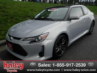 2014 Scion TC 10 Series For Sale VIN: JTKJF5C79E3067607