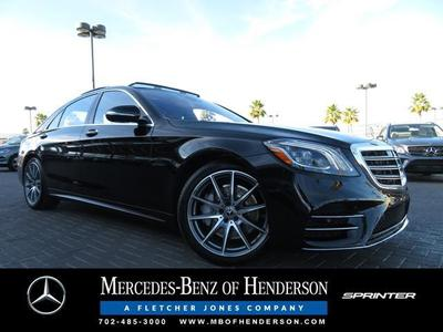 Mercedes benz s class for sale in las vegas nv the car for Mercedes benz of henderson nv