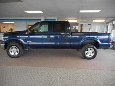 2006 Ford F-350 Lariat for sale VIN: 1FTWW31P86EB05757