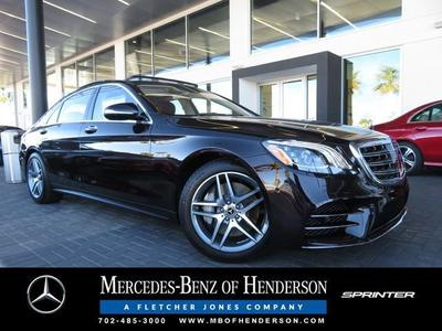 Mercedes benz s class for sale in las vegas nv the car for Mercedes benz henderson