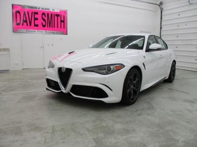 Alfa romeo giulia for sale the car connection for Dave smith motors coeur d alene