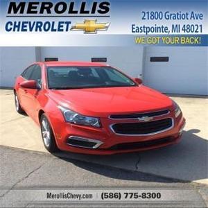 2015 Chevrolet Cruze  for sale VIN: 1G1PE5SB7F7289172