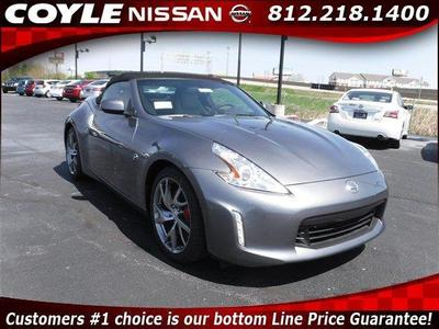 nissan 370z for sale in louisville ky the car connection. Black Bedroom Furniture Sets. Home Design Ideas