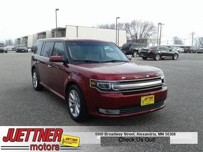 new and used ford flex for sale in brainerd mn u s news world report. Black Bedroom Furniture Sets. Home Design Ideas