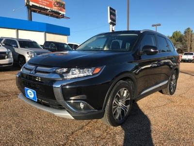 new and used mitsubishi outlander for sale in longview tx u s news world report. Black Bedroom Furniture Sets. Home Design Ideas