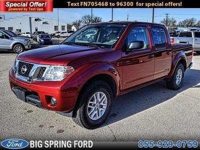 new and used nissan frontier for sale in midland tx u s news world report. Black Bedroom Furniture Sets. Home Design Ideas
