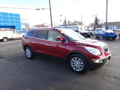 Gem City Buick Sidney Mt >> 2012 Buick Enclave For Sale In Sidney Montana 190986406