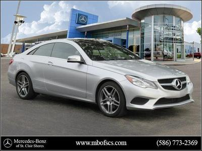 New and used mercedes benz e for sale in port huron mi for Mercedes benz bloomfield hills mi