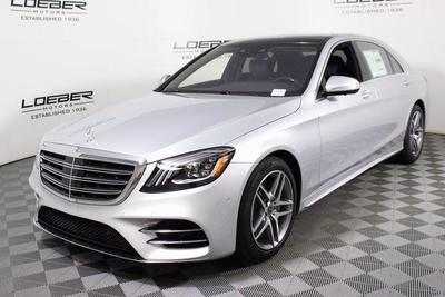 Mercedes Benz S Class For Sale In Chicago Il The Car