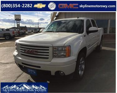 2012 GMC Sierra 1500 SLT for sale VIN: 3GTP2WE75CG209378