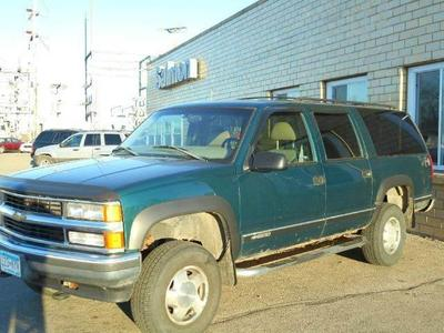 new and used chevrolet suburban 1500 for sale u s news world report. Black Bedroom Furniture Sets. Home Design Ideas
