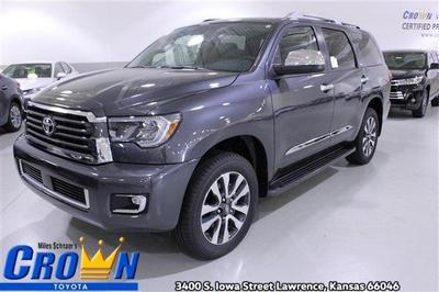 Toyota Sequoia For Sale In Kansas City Mo The Car