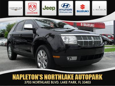 2008 Lincoln MKX  for sale VIN: 2LMDU68C28BJ24451