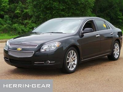 2010 Chevrolet Malibu LTZ for sale VIN: 1G1ZE5EB3AF101637