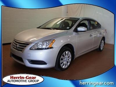 2013 Nissan Sentra SV for sale VIN: 3N1AB7AP1DL733611