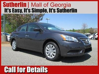 Used Cars For Sale at Sutherlin Nissan Mall of Georgia in Buford, GA