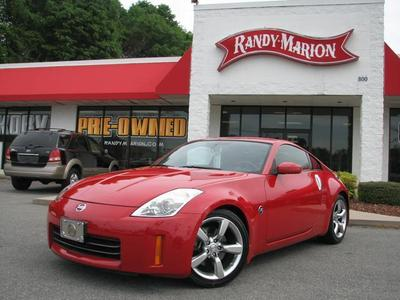 2006 Nissan 350Z Enthusiast for sale VIN: JN1AZ34D26M330431