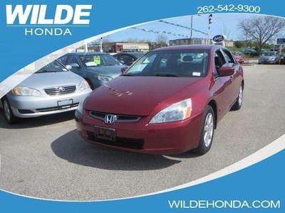 2003 Honda Accord EX for sale VIN: 1HGCM66513A060134