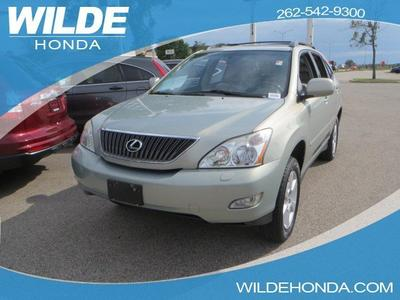 2004 Lexus RX 330  for sale VIN: JTJHA31U040041525