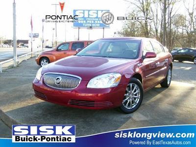 2009 Buick Lucerne CXL
