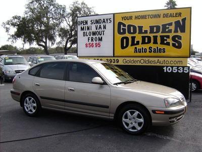 2006 Hyundai Elantra GT for sale VIN: KMHDN56D06U191958