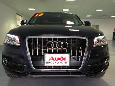2012 Audi Q5 3.2 Premium Plus for sale VIN: WA1DKBFP8CA101193