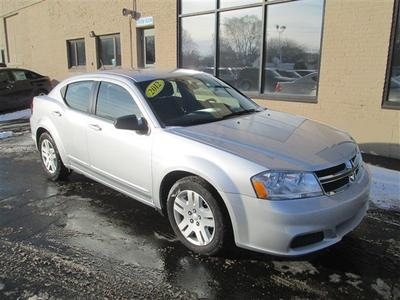 2012 Dodge Avenger SE for sale VIN: 1C3CDZAB5CN323865