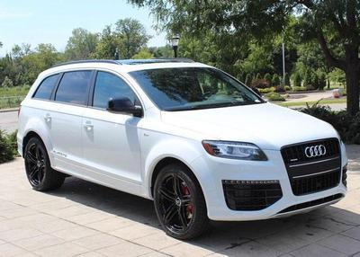 new and used audi q7 for sale in louisville ky the car connection. Black Bedroom Furniture Sets. Home Design Ideas