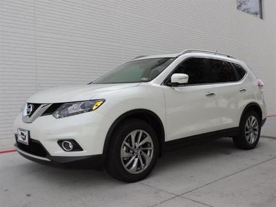 2015 Nissan Rogue SL for sale VIN: 5N1AT2MT2FC759490