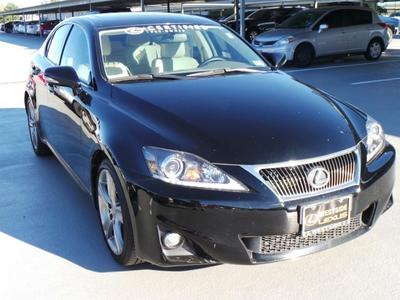 2012 Lexus IS 250 Base for sale VIN: JTHBF5C29C5172471