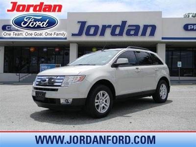 2007 Ford Edge SEL Plus for sale VIN: 2FMDK39C17BA69827