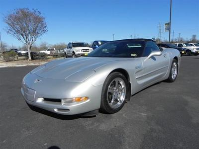 2003 Chevrolet Corvette 50th Anniversary Edition for sale VIN: 1G1YY32G835117476