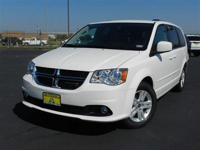 2013 Dodge Grand Caravan Crew for sale VIN: 2C4RDGDG2DR533037