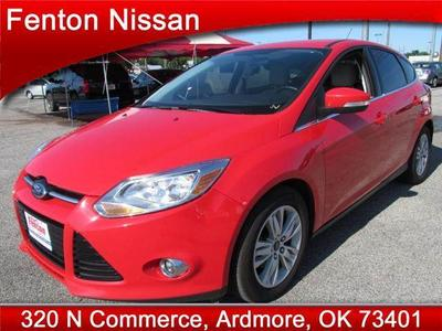2012 Ford Focus SEL for sale VIN: 1FAHP3M26CL344338