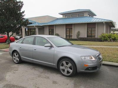 2008 Audi A6 3.2 quattro for sale VIN: WAUDH74F18N127854